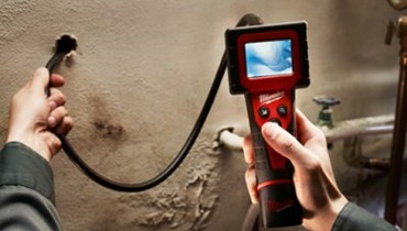 inspection camera des canalisation